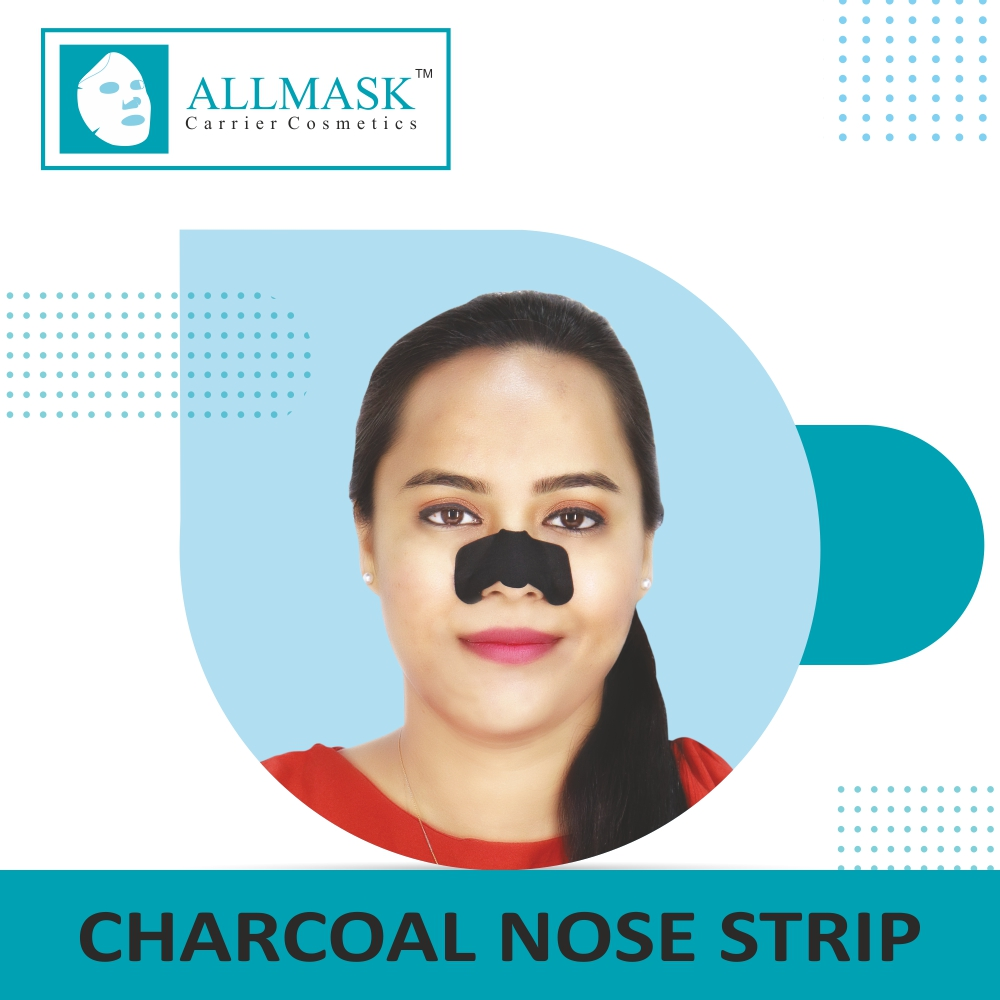 Charcoal nose Strip