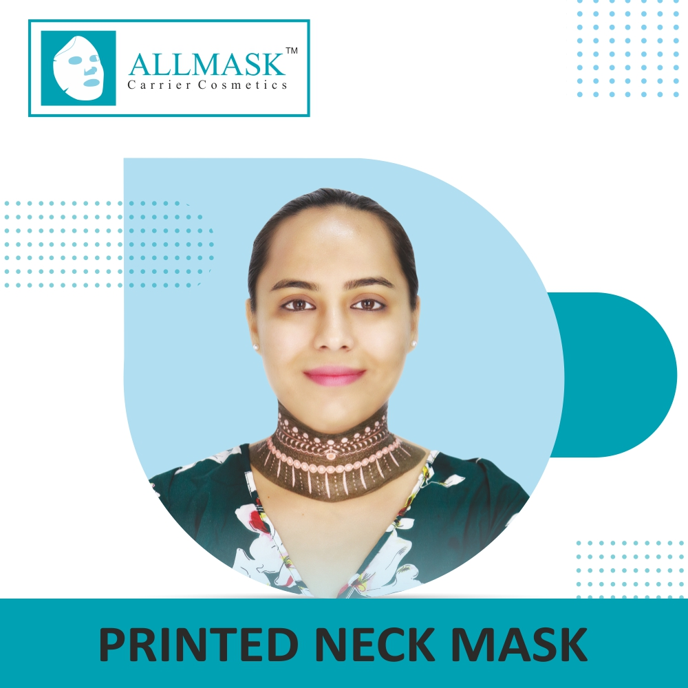 Printed Neck Mask